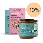 Pistachio & Peanut Mix
